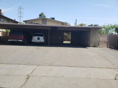 Clovis, Fresno, Sanger Multi Family Home For Sale: 3836 N Thorne Avenue