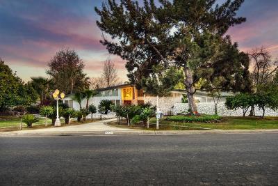 Single Family Home For Sale: 5922 E Hamilton Avenue