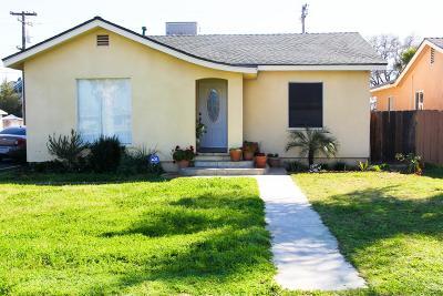 Dinuba Single Family Home For Sale: 498 N Bates