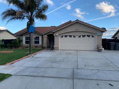 Kerman Single Family Home For Sale: 14065 W B Street