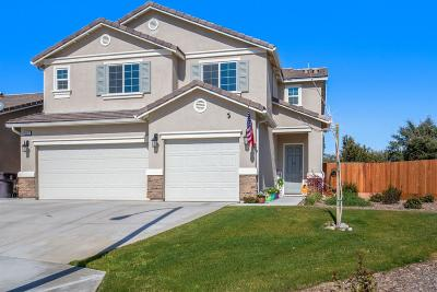 Tulare Single Family Home For Sale: 3082 Rudder