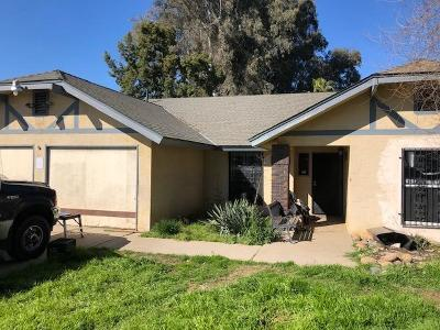 Fowler CA Single Family Home For Sale: $475,000