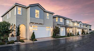 Clovis Single Family Home For Sale: 719 Burgan Lot 56 Lane