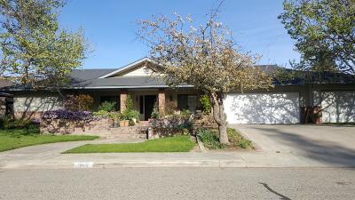 Visalia Single Family Home For Sale: 1816 S Tamarack Street