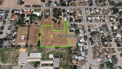 Residential Lots & Land For Sale: Almond Avenue
