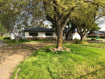Sanger Single Family Home For Sale: 4288 N Greenwood Avenue
