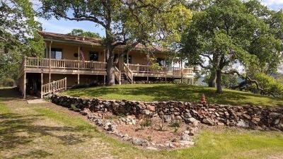 Clovis Single Family Home For Sale: 28732 Pittman Hill Road