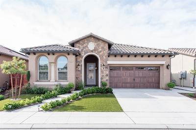 Clovis Single Family Home For Sale: 6207 E Harvard Avenue