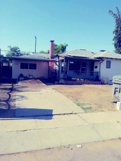 Fresno Single Family Home For Sale: 3944 Arden Drive N