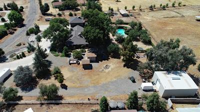 Clovis Single Family Home For Sale: 6345 N Bethel Avenue