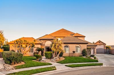Fresno CA Single Family Home For Sale: $910,000