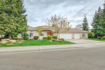 Madera Single Family Home For Sale: 3155 Fairway Avenue