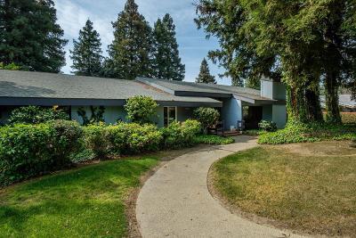 Fresno Single Family Home For Sale: 3743 W Alluvial Avenue
