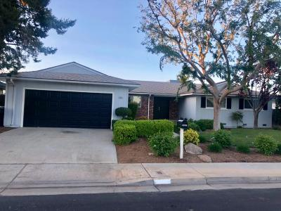 Clovis Single Family Home For Sale: 1621 Dovewood Avenue