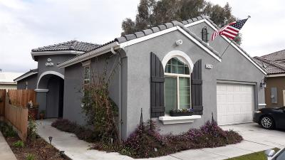Clovis Single Family Home For Sale: 3479 Brimhall Lane