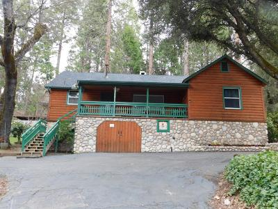 Bass Lake Single Family Home For Sale: 53657 Road 432