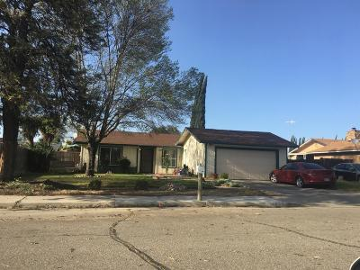 Kerman Single Family Home For Sale: 14852 W Middleton Avenue