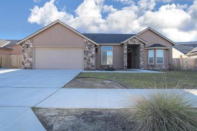 Kingsburg CA Single Family Home For Sale: $357,900