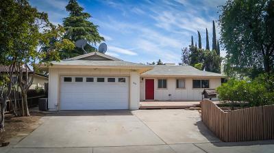 Clovis Single Family Home For Sale: 890 W Euclid Avenue