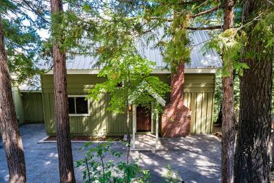 Shaver Lake Single Family Home For Sale: 44390 Lakeview
