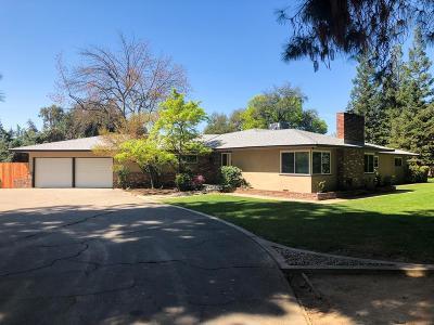 Single Family Home For Sale: 6613 N Van Ness Boulevard