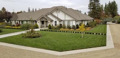 Single Family Home For Sale: 7962 E Shields Avenue