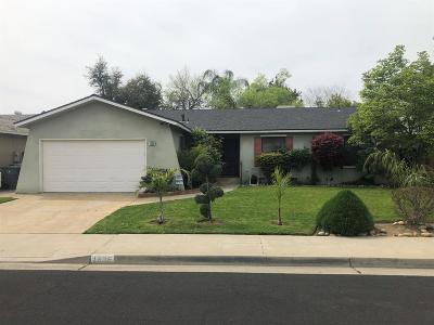 Clovis Single Family Home For Sale: 1636 Renn Avenue
