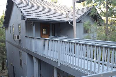 Bass Lake Single Family Home For Sale: 40553 Saddleback Road