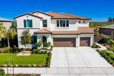 Hanford Single Family Home For Sale: 1138 W Quail Rock Way