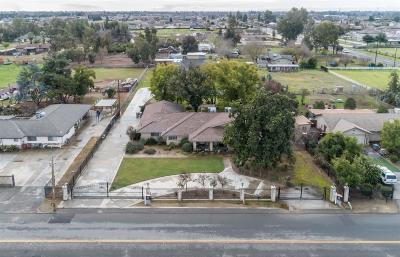 Fresno Multi Family Home For Sale: 5397 W Clinton Avenue