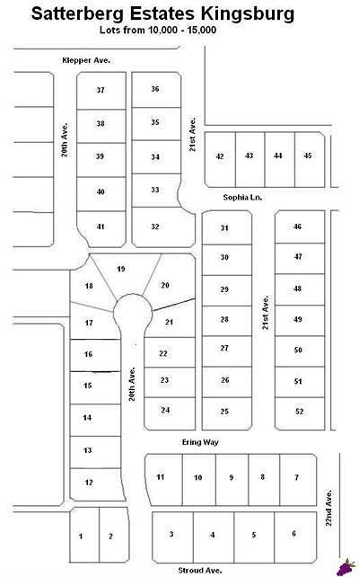 kingsburg Residential Lots & Land For Sale: 1955 Stroud