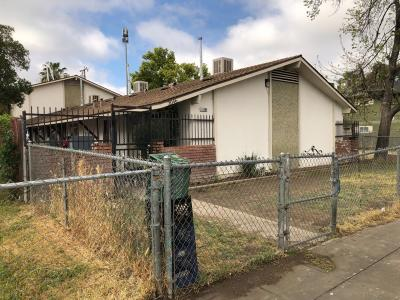Fresno Multi Family Home For Sale: 2046 E White Avenue #A-E