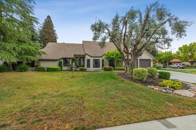 Fresno Single Family Home For Sale: 439 W Audubon Drive
