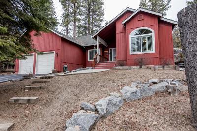 Shaver Lake Single Family Home For Sale: 39462 Musick Falls Road