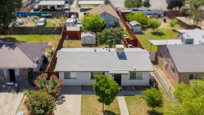 Sanger Multi Family Home For Sale: 821 J Street