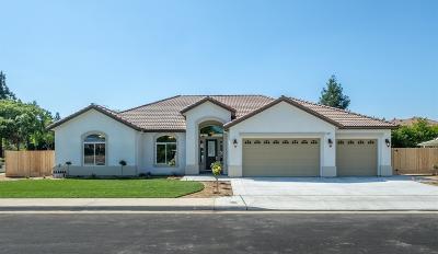 Clovis Single Family Home For Sale: 402 W Chennault Avenue