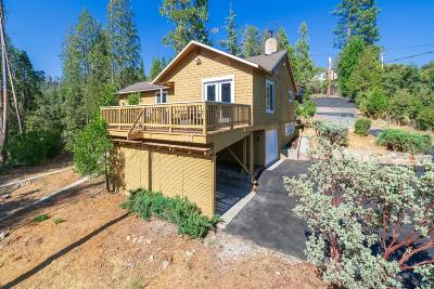 Bass Lake Single Family Home For Sale: 53321 Road 432