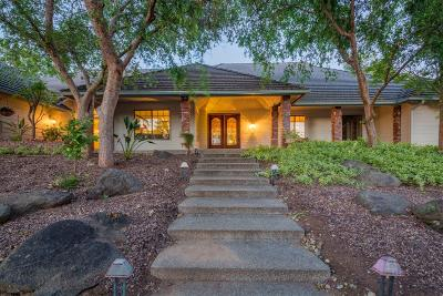 Clovis Single Family Home For Sale: 16015 Sample Road