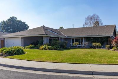 Clovis Single Family Home For Sale: 2353 Whittier Avenue