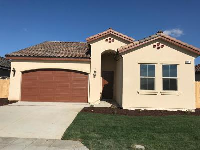 Madera Single Family Home For Sale: 26 St.julin Drive