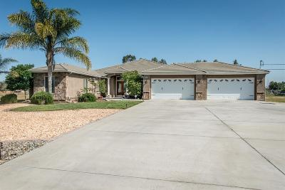 Madera Single Family Home For Sale: 36767 Verde Avenue