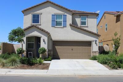 Clovis Single Family Home For Sale: 3422 Amanecer Avenue