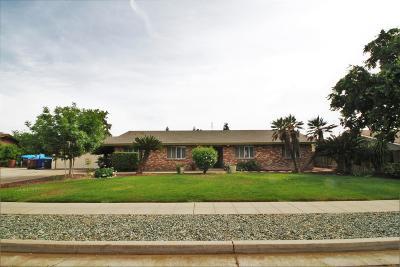 Fresno Single Family Home For Sale: 6817 E Lane Avenue