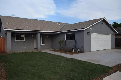 Clovis Single Family Home For Sale: 2621 Peach Avenue