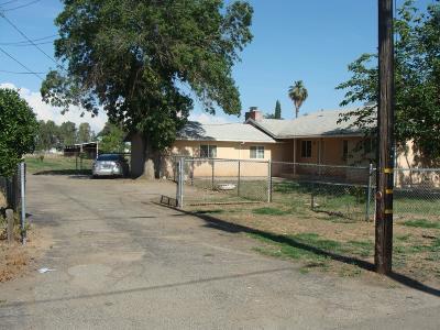 Fresno Single Family Home For Sale: 126 S Valentine Avenue