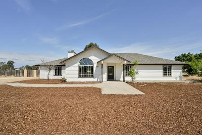 Madera Single Family Home For Sale: 19729 Brightwood Road