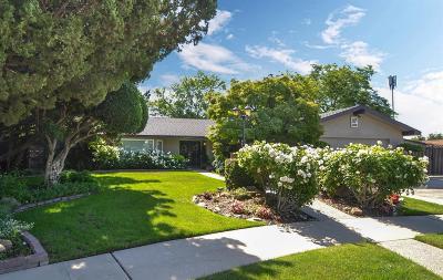 Fresno Single Family Home For Sale: 1069 W Mesa Court