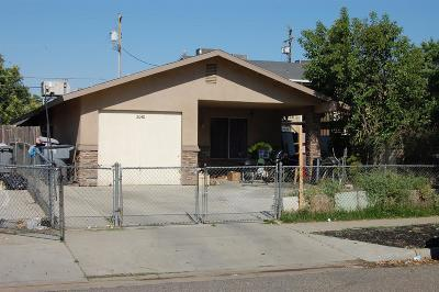Clovis, Fresno, Sanger Multi Family Home For Sale: 2054 S 4th Street