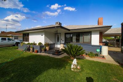 Sanger Single Family Home For Sale: 326 Greenwood Avenue