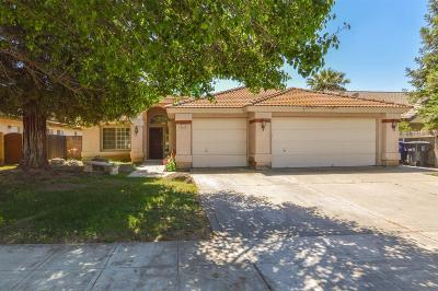 Madera Single Family Home For Sale: 2546 Foxglove Way